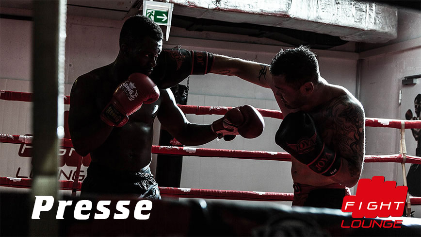 Presseartikel - Fight Lounge