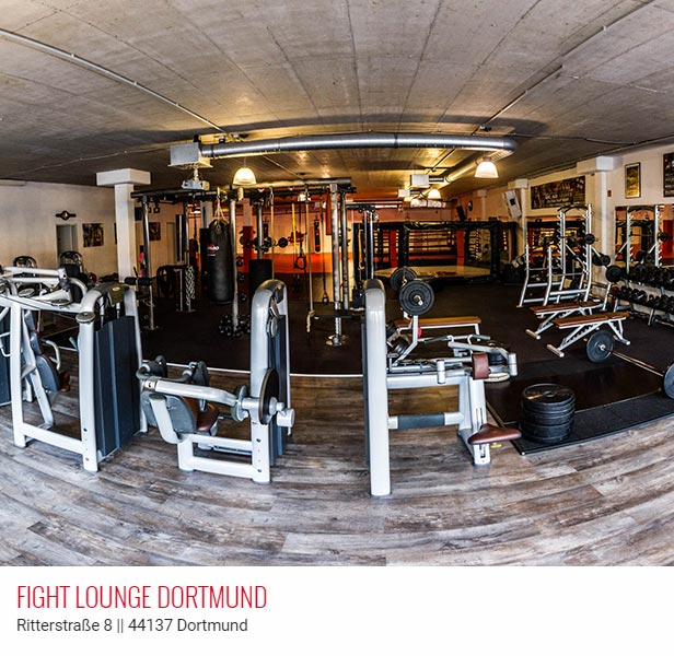 fight lounge dortmund
